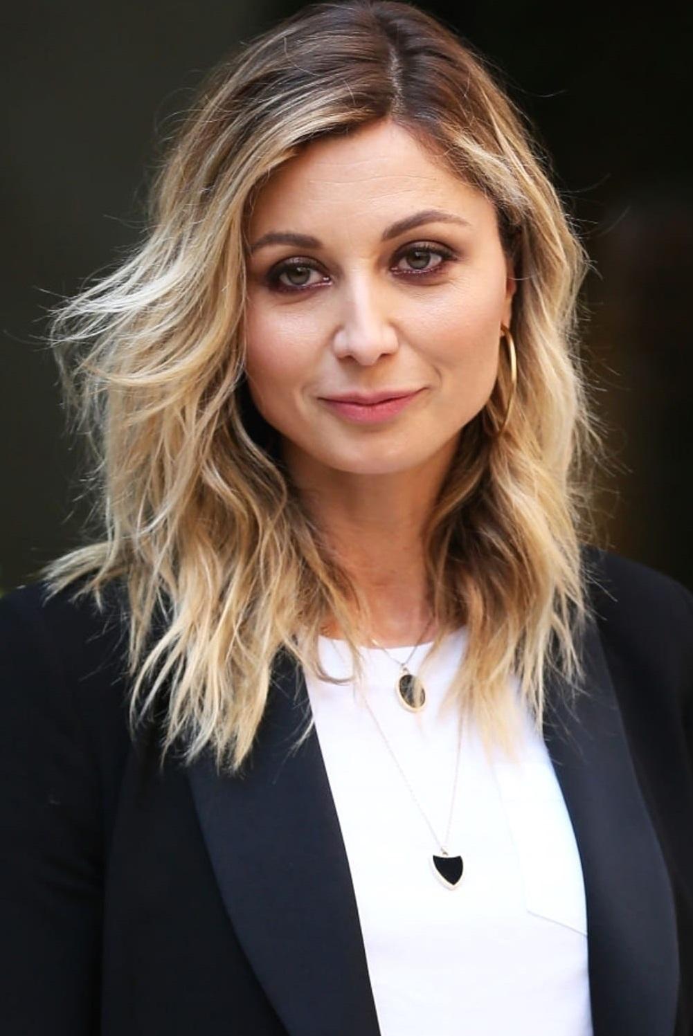 Anna Ferzetti hair