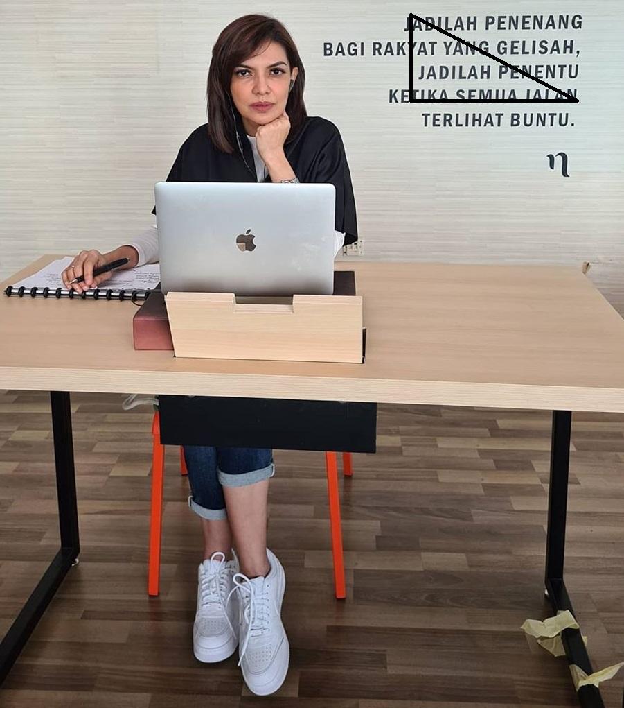 Najwa Shihab Beautiful Picture