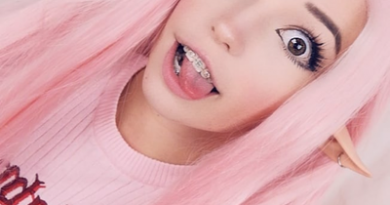 Belle Delphine Photos
