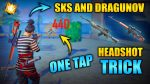 Free Fire One Tap